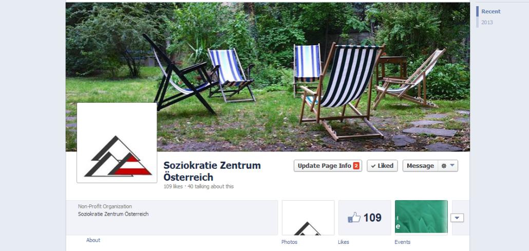 Besucht uns auch auf facebook