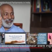 Nachbarschafts-Parlamente in Indien