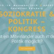 Kongressfoto 180x180 - Soziokratie und Demokratie