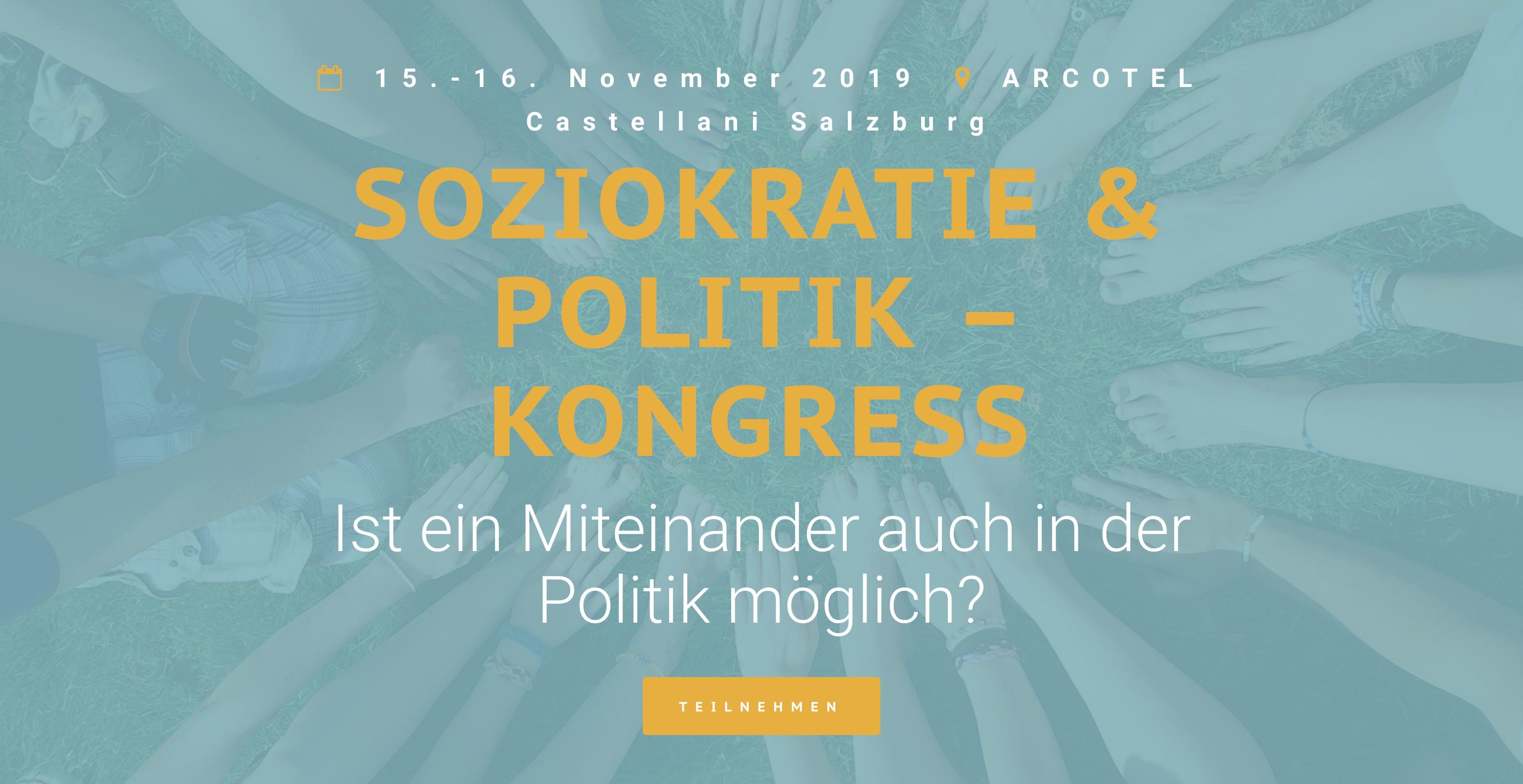 Soziokratie und Demokratie