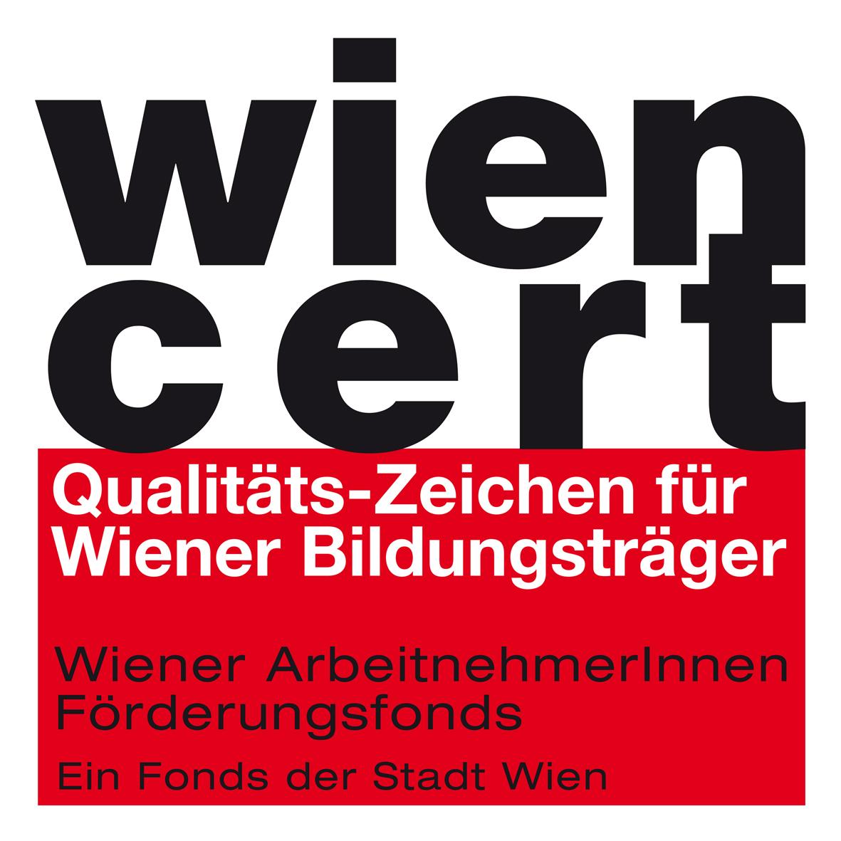 Wien Cert 5x5 RGB RZ - Region Wien u. Österreich-Ost
