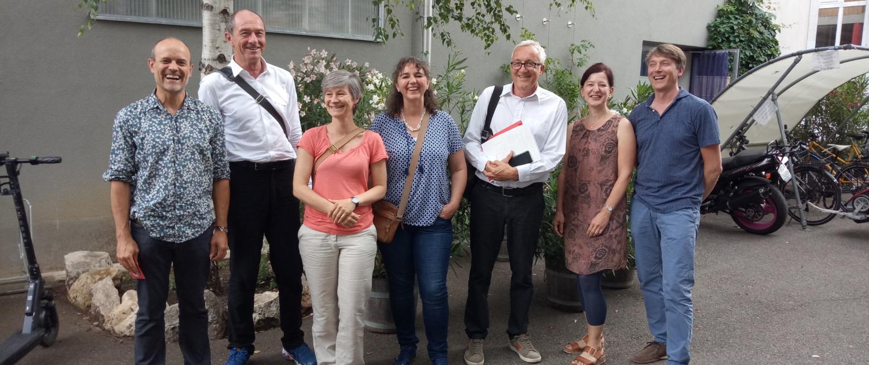"""IMG 20190621 160733 1500x630 - """"Selbstorganisation – dezentrale Führung und Entscheidung"""" – Eindrücke von der Praxistagung in Basel"""