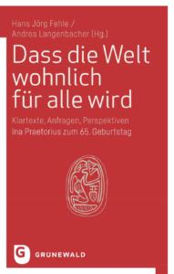 Sonderdruck Moser Politik Care - Verlag Grünewald